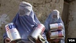 ډبلیو ایف پي وایي چې په افغانستان کې ۲،۲ میلونه خلک خورا زیات د نیستۍ سره لاس او ګریوان دي.