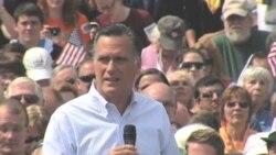 Кандидат в президенты США Митт Ромни