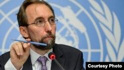 Raad Al Hussein shugaban hukumar kare hakkin bil Adama ta Majalisar Dinkin Duniya, MDD