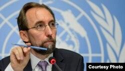 زید رعد حسین، کمیسر عالی حقوق بشر سازمان ملل