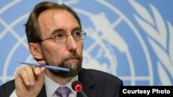 Komisaris Tinggi PBB untuk HAM, Zeid Ra'ad Al Hussein akan membuka sidang Dewan HAM PBB Senin (14/9) di Jenewa (foto: dok).
