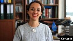 Mirta Lourenco, jefa de comunicación e información de la UNESCO afirmó que las nuevas tecnologías han beneficiado a la radio.