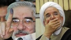 گزارشگران بدون مرز خواستار اعلام محل بازداشت موسوی و کروبی شد
