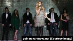 Gulnora Karimova Style.uz haftaligida
