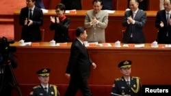 Tập Cận Bình tại lễ kỷ niệm 40 năm ngày Trung Quốc bắt đầu cải cách.