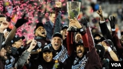 La MLS toma impulso. Montréal Impact ha hecho historia con la primera selección.