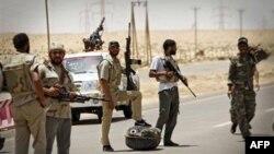 Libya'da Halk İki Ateş Arasında Yardım Bekliyor