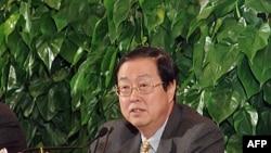 中国人民银行行长周小川(档案照)
