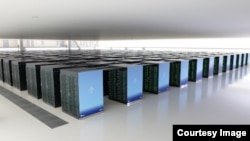 Shown is the Fugaku supercomputer system, which was developed by Japanese research organization RIKEN and Japan's Fujitsu Ltd. Fugaku was recently named the world's fastest supercomputer on the TOP500 list. (Photo Courtesy: RIKEN)