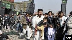 Kobul, 6-dekabr, 2011. Shialar bayramida bomba portlab, 59 kishi halok bo'ldi.