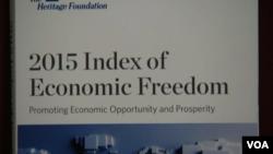 Economic Freedom Index 2015