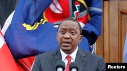 ປະທານາທິບໍດີເຄັນຢາ ທ່ານ Uhuru Kenyatta