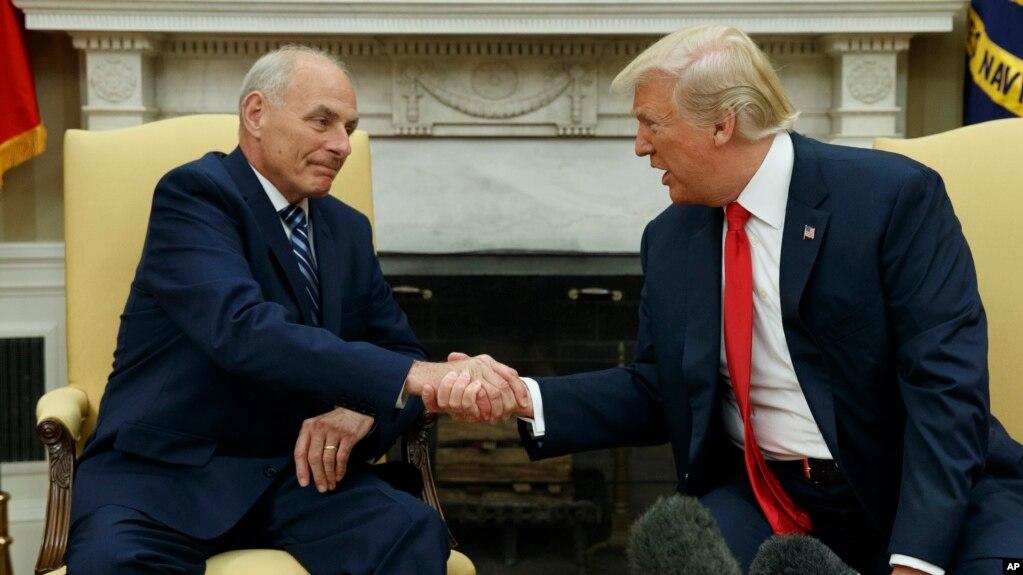 Trump hedh poshtë akuzat për kaos në Shtëpinë e Bardhë