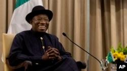 Goodluck Jonathan shugaban Najeriya