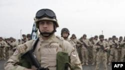 ამერიკელი გენერალი ავღანეთში ქართველ სამხედროებზე საუბრობს