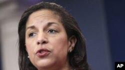 Susan Rice, proche collaboratrice du président Barack Obama (AP)