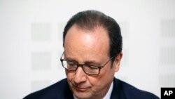 Rais wa Ufaransa, France Hollande