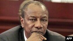 Президент Гвінеї Альфа Кондей