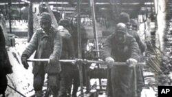 古拉格劳改营囚犯