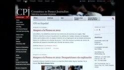 CPJ denuncia los países más riesgosos para periodistas