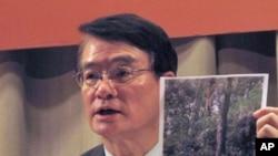 台湾农业委员会副主任委员胡兴华
