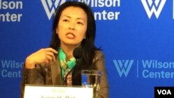 Jung H. Pak, pejabat senior tentang masalah Korea pada Lembaga Brookings di Washington DC (foto: dok).