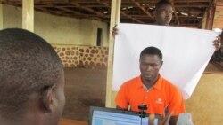 Reportage de Freeman Sipila, correspondant VOA Afrique à Banqui