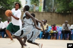 A Notre Dame University sponsored basketball tournament in Juba promotes peace in South Sudan