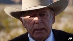 El ranchero Cliven Bundy fue detenido en Portland, Oregon, según datos de la corte.
