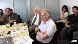 美国学者参与讨论陈生洛的研究