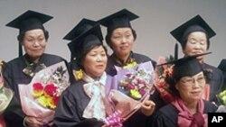 [안녕하세요, 서울입니다] 어머니 학생들의 생애 첫 졸업식