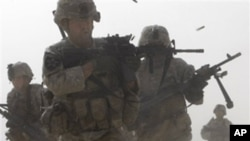 افغان شدت پسندوں کے حملے میں نیٹو فوجی ہلاک