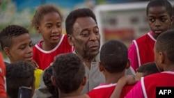 Pelé (imagem de arquivo)