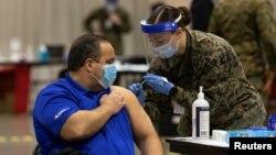 (COVID-19) vaccine