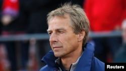 Huấn luyện viên trưởng đội tuyển bóng đá quốc gia Mỹ Jurgen Klinsmann.