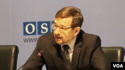 Thomas Greminger: Zabrinut sam negativnom retorikom u govorima političara