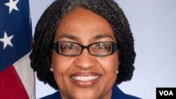 Cynthia H. Akuetteh, ambassadrice des Etats-Unis au Gabon