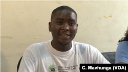 Tinashe Chisaira, a lawyer from People and Earth Solidarity Law Network in Harare, says the issue of property rights has to be addressed to help small-scale miners, who are toiling for Zimbabwe.