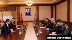 Zakir Həsənov və Yavuz Türkgenci
