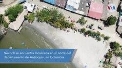 Unos 600 migrantes pasan por el Tapón del Darién diariamente