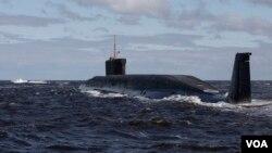 Rusiya sualtı gəmisi