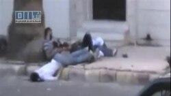 در حمله نیروهای سوریه یازده تن کشته شدند