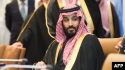 Saudiya Arabistoni qirolining valiahdi, shahzoda Muhammad bin Salmon