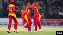 Zimbabwe Cricket team.
