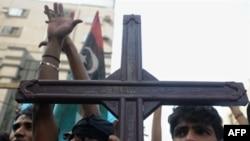 Hàng trăm người theo đạo Cơ Ðốc giáo xuống đường biểu tình phản đối vụ ám sát Bộ trưởng Bộ Sắc tộc Shahbaz Bhatti