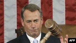 Dân biểu John Boehner của đảng Cộng hòa trở thành tân chủ tịch Hạ viện Hoa Kỳ
