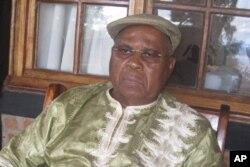 Etienne Tshisekedi, à Bukavu, le 17 novembre 2011