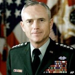 Retired General John Wickham Jr. (file photo)