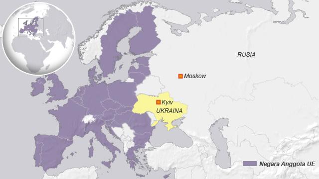 Crimea map