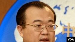 Duta Besar Tiongkok untuk Filipina, Liu Jianchao, mengatakan Tiongkok telah merundingkan seperangkat kode etik dengan ASEAN.